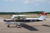 HB-CGI @ EHLE - Lelystad Airport