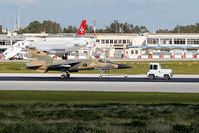502 @ LMML - Runway 13 - by Roberto Cassar