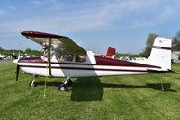 N503E @ I73 - Cessna 172 - by Christian Maurer