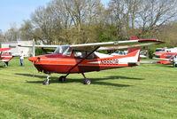 N8860B @ I73 - Cessna 172 - by Christian Maurer