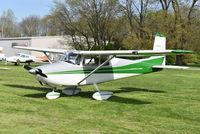 N7019T @ I73 - Cessna 172 - by Christian Maurer
