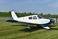N5103G @ I73 - Piper Cherokee 180 - by Christian Maurer