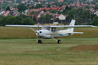 HA-SVE @ LHBS - LHBS Budaörs Airport, Hungary - by Attila Groszvald-Groszi
