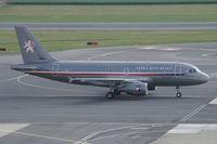 2801 @ VIE - Czech Republic - Air Force Airbus A319 - by Thomas Ramgraber