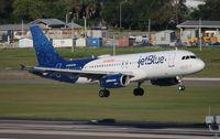 N709JB @ TPA - Jet Blue