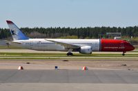 LN-LNN @ ESSA - Norwegian B789 for departure from ARN - by FerryPNL