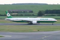 B-16708 @ VIE - Eva Air Boeing 777-300 - by Thomas Ramgraber