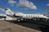 N710LX @ ORL - Gulfstream IV