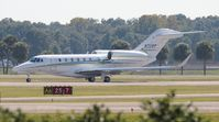 N711VP @ ORL - Citation X