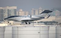 N712FL @ FLL - Citation X