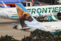 N713FR @ TPA - Mitch the Wolverine - by Florida Metal