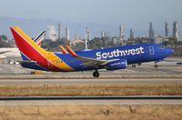 N713SW @ LAX - Southwest