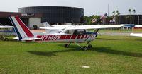 N714DW @ LAL - Cessna 150M