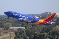 N715SW @ TPA - Southwest