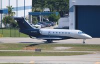 N718RA @ FLL - Legacy 500 - by Florida Metal