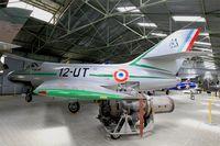 186 @ LFLQ - Dassault Mystere IVA, Musée Européen de l'Aviation de Chasse at Montélimar-Ancône airfield (LFLQ) - by Yves-Q