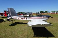Aircraft Data N719RS, 2007 Rans S-19 Venterra C/N 070600001
