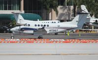 N721GT @ FLL - King Air 250