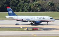 N724UW @ TPA - USAirways - by Florida Metal
