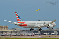 N829AN @ KDFW - Short final PEK > DFW - by Nelson Acosta Spotterimages