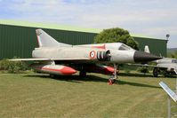 09 @ LFLQ - Dassault Mirage III A, Musée Européen de l'Aviation de Chasse, Montélimar-Ancône airfield (LFLQ) - by Yves-Q