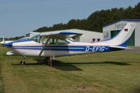 D-EFIG @ EDBK - small Airfield northwest of Berlin - by Steffen Rhode