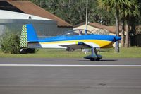 N727JF @ 7FL6 - Vans RV-8 - by Florida Metal