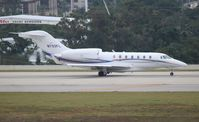 N733FL @ FLL - Citation X