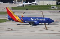 N736SA @ FLL - Southwest