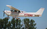 N736WS @ OSH - Cessna 172K