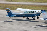 N737WR @ DAB - Cessna 172N
