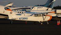N738NU @ ORL - Cessna 172N