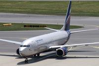VP-BON @ VIE - Aeroflot - Russian International Airlines Boeing 737-800 - by Thomas Ramgraber