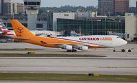 N742WA @ MIA - Centurion Cargo