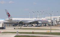 B-2023 @ KORD - Boeing 777-39P/ER