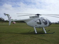G-TRUE @ EGHP - Visiting Popham airfield EGHP - by Marc Mansbridge