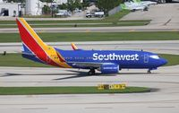 N744SW @ FLL - Southwest