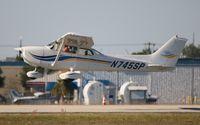 N745SP @ LAL - Cessna 172S