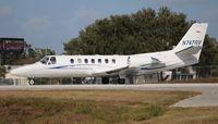 N747GV @ ORL - Citation 560
