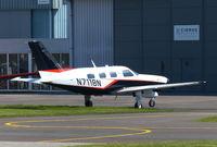 N7118N @ EGBJ - N7118N at Staverton 19May18 - by GTF4J2M