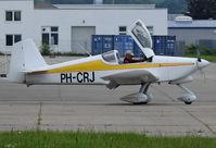 PH-CRJ @ EDVM - Visit the Aifield in Hildesheim.
