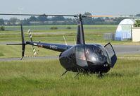 D-HCCC @ EDVM - Heli Jet R44  Raven 1