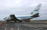 N747NA @ DAB - NASA SOFIA