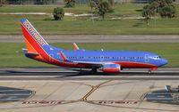 N747SA @ TPA - Southwest