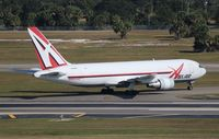 N749AX @ TPA - ABX 767-200