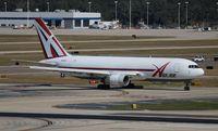 N750AX @ TPA - ABX 767-200