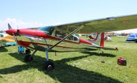 N751S @ OSH - Cessna 180G