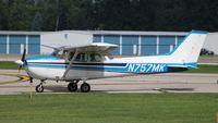 N757MK @ PTK - Cessna 172M