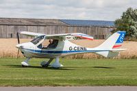 G-CENE @ XBRE - Flight Design CTSW G-CENE CT Flying Group Breighton 16/7/17 - by Grahame Wills