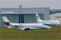 CS-DXM @ EDDR - Cessna 560 Citation XLS - by Jerzy Maciaszek